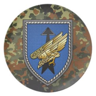 División Spezielle Operationen [DSO] Plato De Comida