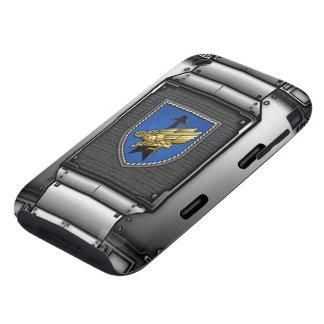 División Spezielle Operationen [DSO] Tough iPhone 3 Carcasas