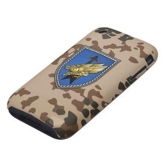 División Spezielle Operationen [DSO] Tough iPhone 3 Funda
