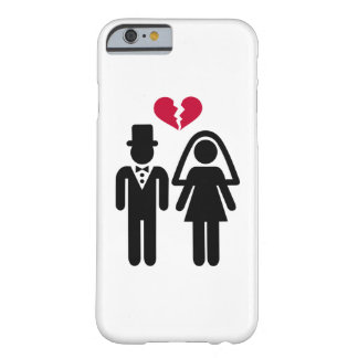 Divorce Barely There iPhone 6 Case