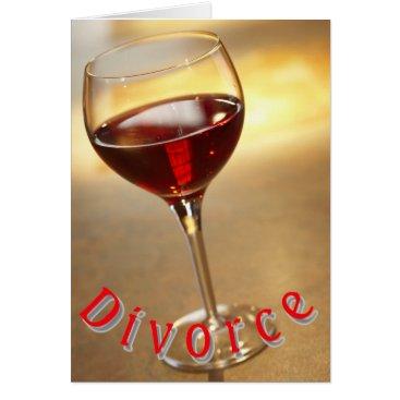 divorce Divorce Card