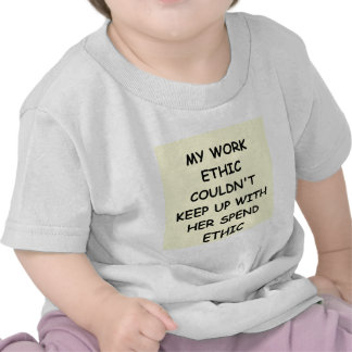 divorce ethic t-shirt