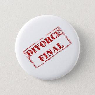 Divorce Final Stamp Button