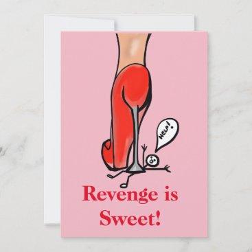 Divorce Holiday Card