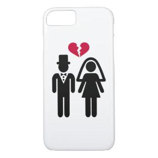 Divorce iPhone 7 Case