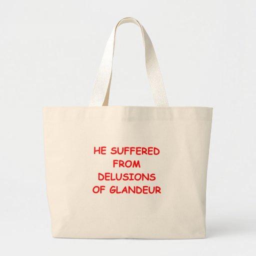 DIVORCE joke Jumbo Tote Bag