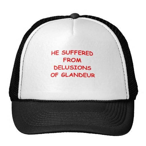 DIVORCE joke Mesh Hats