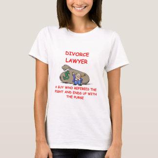 divorce lawyer T-Shirt