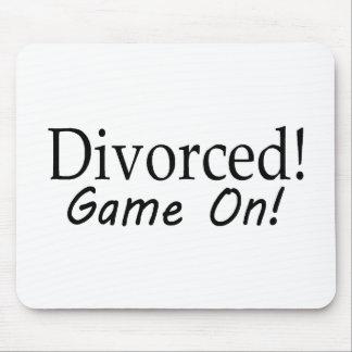 Divorce Mousepads
