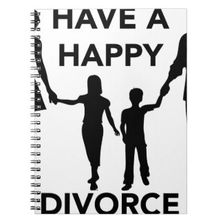 divorce notebook