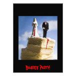 Divorce Party Announcement