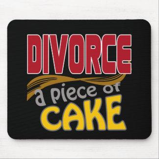 Divorce - Piece of Cake Mouse Pad