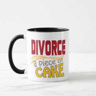Divorce - Piece of Cake Mug