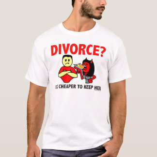 DIVORCE T-Shirt