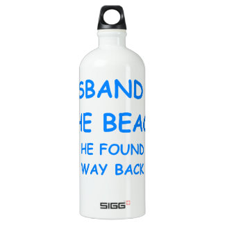 divorce water bottle