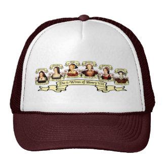 Divorced, Beheaded, DIed... Wives of Henry VIII Trucker Hats