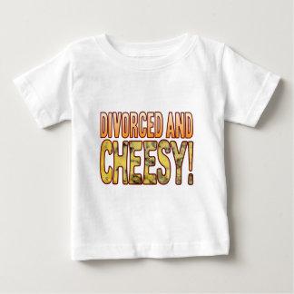 Divorced Blue Cheesy Baby T-Shirt