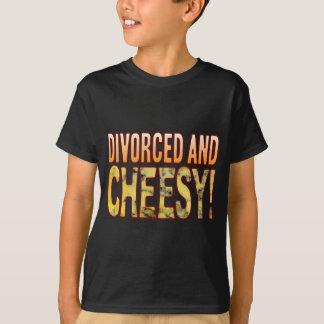 Divorced Blue Cheesy T-Shirt