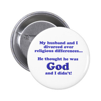 Divorced Button