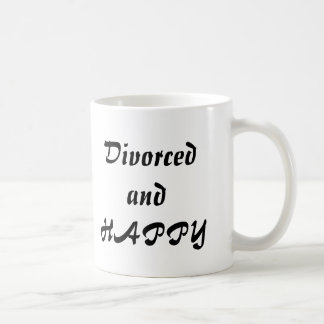 Divorced Coffee Mug