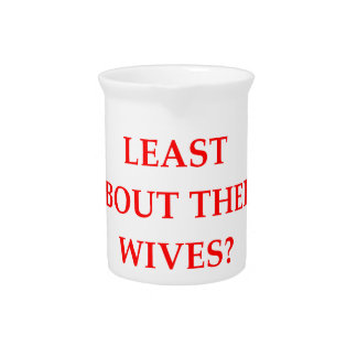 DIVORCED DRINK PITCHER