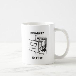Divorced - Ex Files Coffee Mug