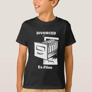 Divorced - Ex Files T-Shirt