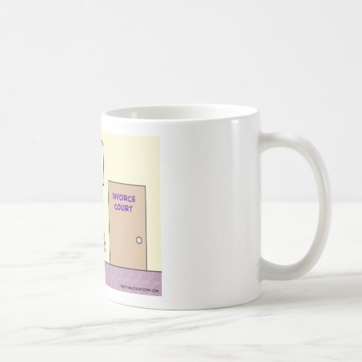 Divorced guy has to train his replacement coffee mugs