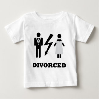 divorced icon baby T-Shirt