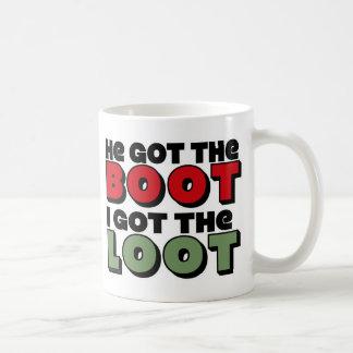 Divorced Loot Coffee Mug