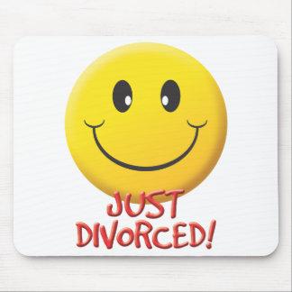 Divorced Mousepad