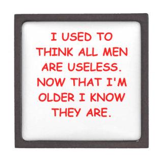 divorciado caja de recuerdo de calidad