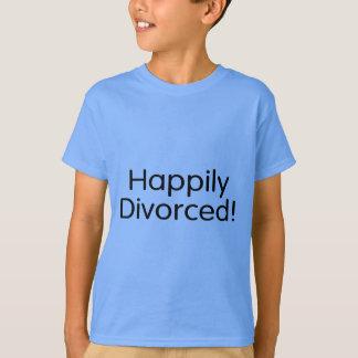 Divorciado feliz camisas