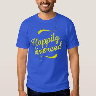 Divorciado feliz playeras