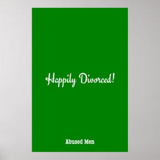 ¡Divorciado feliz! Póster
