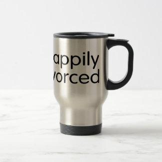 Divorciado feliz tazas