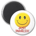 Divorciado Imán Para Frigorifico