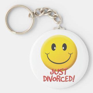 Divorciado Llaveros Personalizados