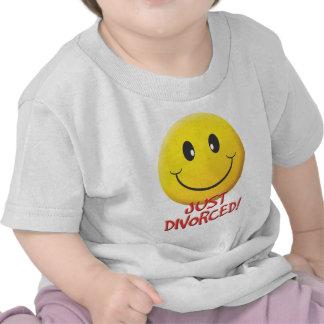 Divorciado Camisetas
