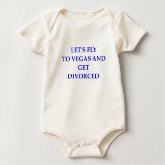 divorcio body de bebé
