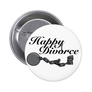 ¡Divorcio feliz! Pin