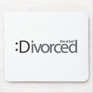 DIVORCIO - libere en el último Tapete De Raton