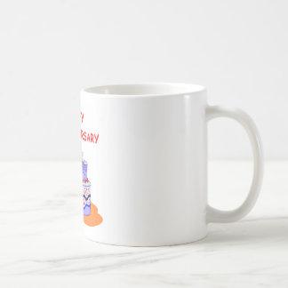 divorcio taza básica blanca