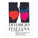Divorcio un la Italiana Postales