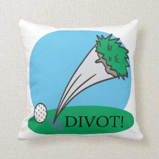 Divot Throw Pillow