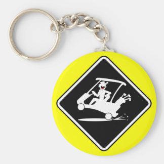 Divots DUDE-3 Keychain