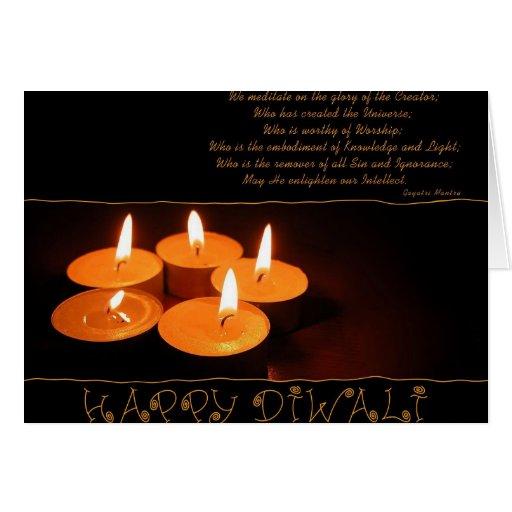 Diwali 2 greeting card