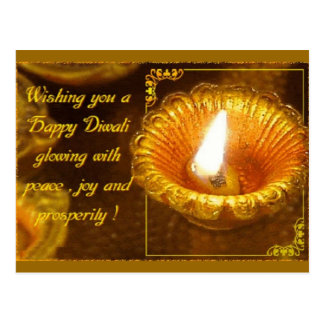 Diwali -3 post cards
