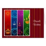 Diwali 5 tarjeta