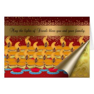 Diwali Card, Happy Diwali Card
